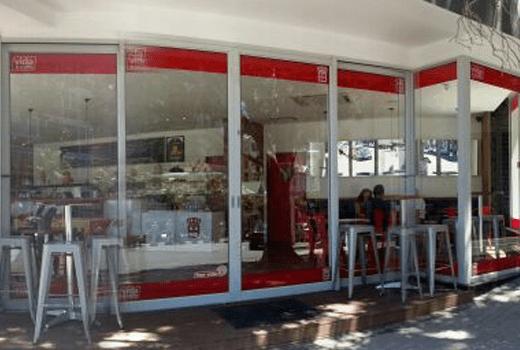 2palace aluminium shopfront sliding doors 11